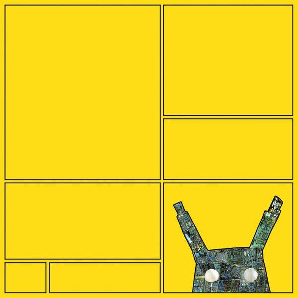 Mogic album cover