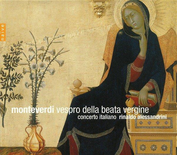 Monteverdi: Vespro della Beata Vergine album cover
