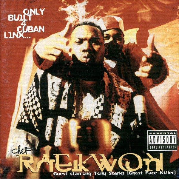 Only Built 4 Cuban Linx album cover
