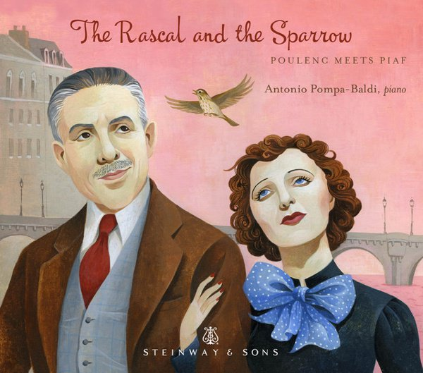 The Rascal and the Sparrow album cover