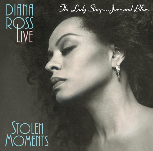 Stolen Moments: The Lady Sings…Jazz and Blues album cover