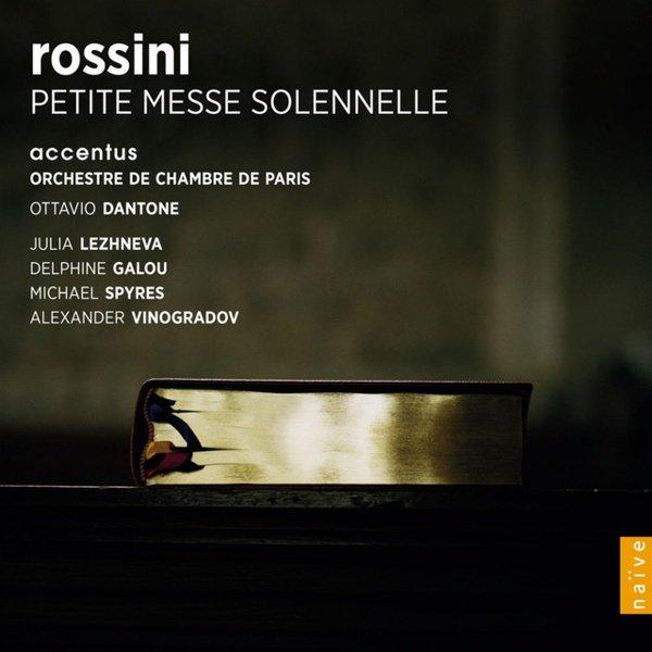 Rossini: Petite Messe Solennelle album cover