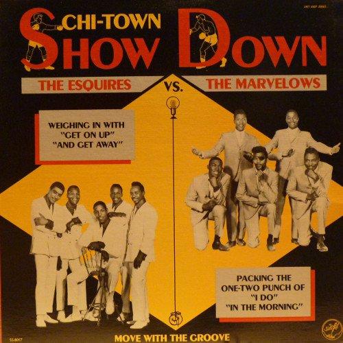 Chi-Town Showdown album cover