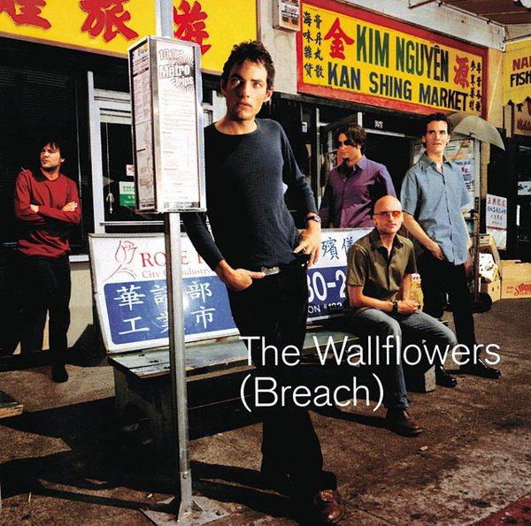 Breach album cover
