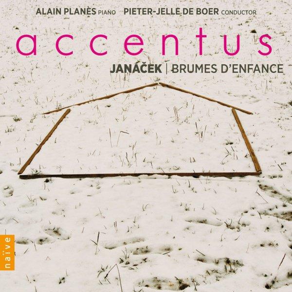 Janácek: Brumes d'Enfance album cover