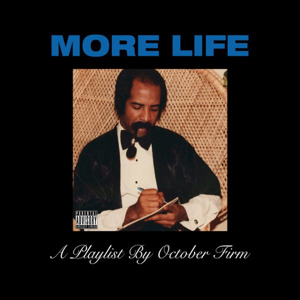 More Life album cover