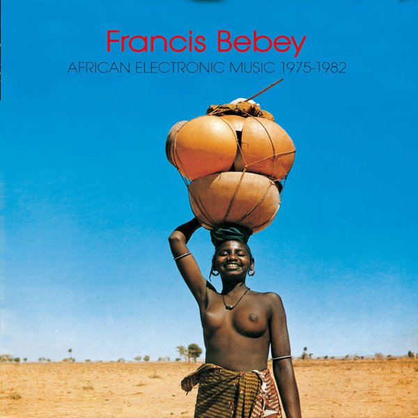 African Electronic Music 1975-1982 album cover