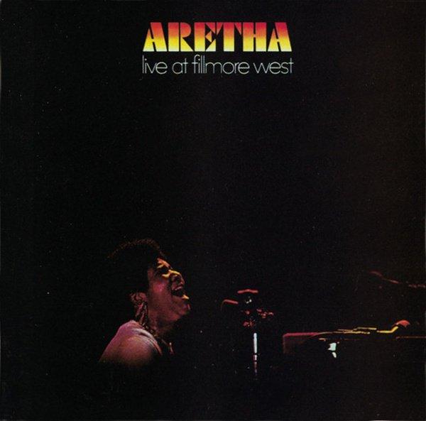 Live at Fillmore West album cover