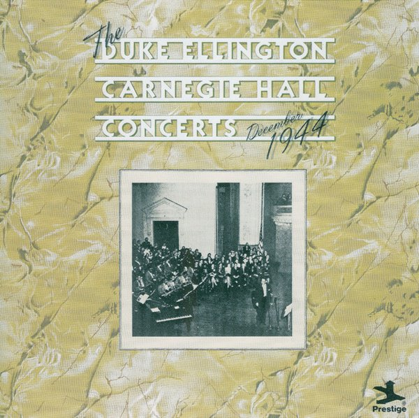 The Carnegie Hall Concerts (December 1944) album cover