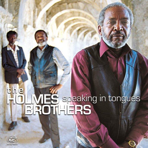 Speaking in Tongues album cover