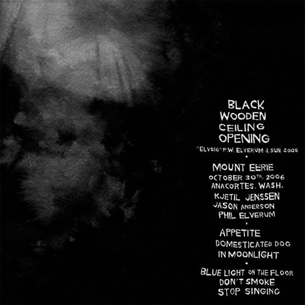 Black Wooden Ceiling Opening album cover