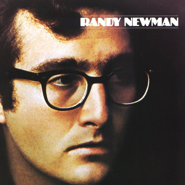 Randy Newman album cover