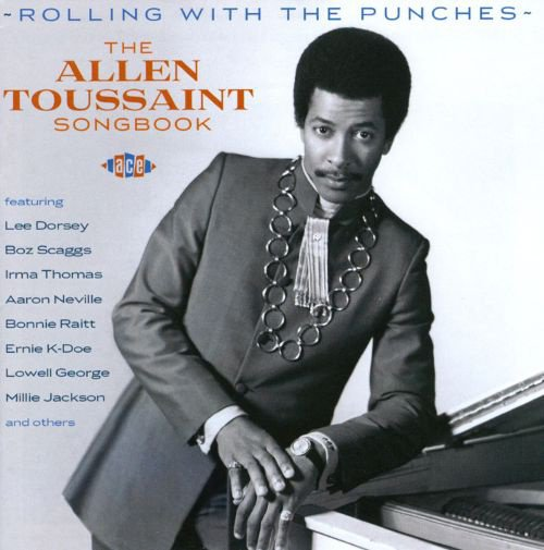 Rolling with the Punches: The Allen Toussaint Songbook album cover