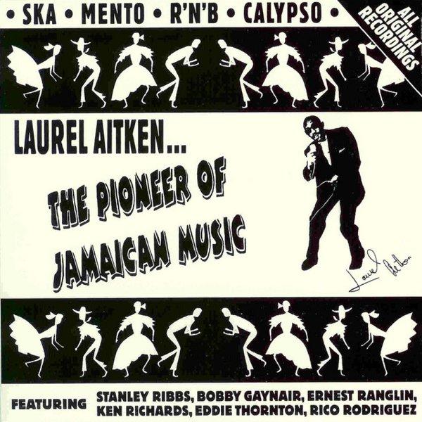 The Pioneer Of Jamaican Music album cover
