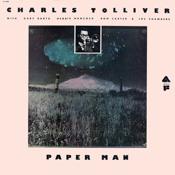 Paper Man album cover