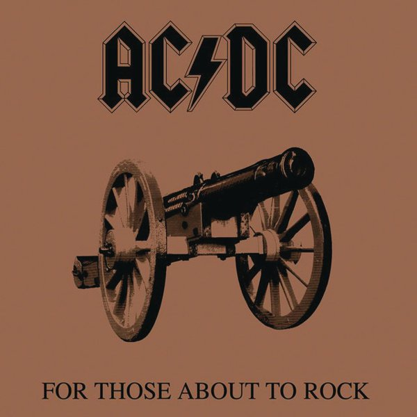 For Those About to Rock We Salute You album cover