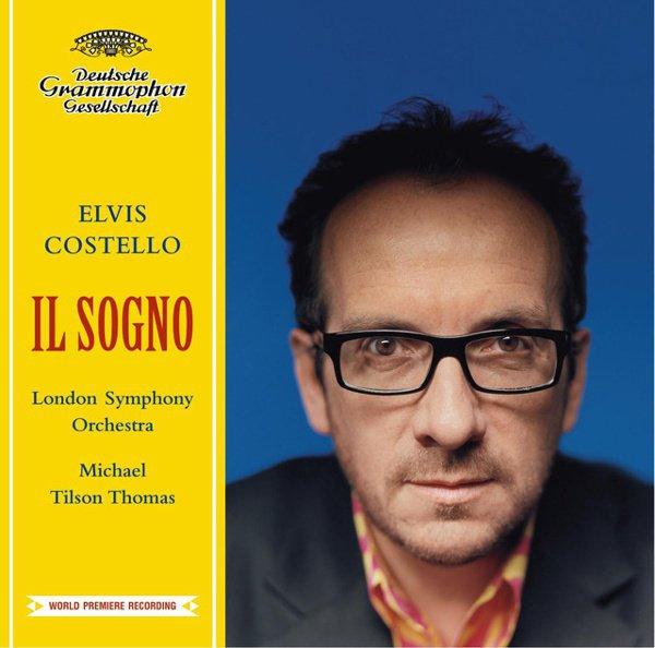 Elvis Costello: Il Sogno album cover