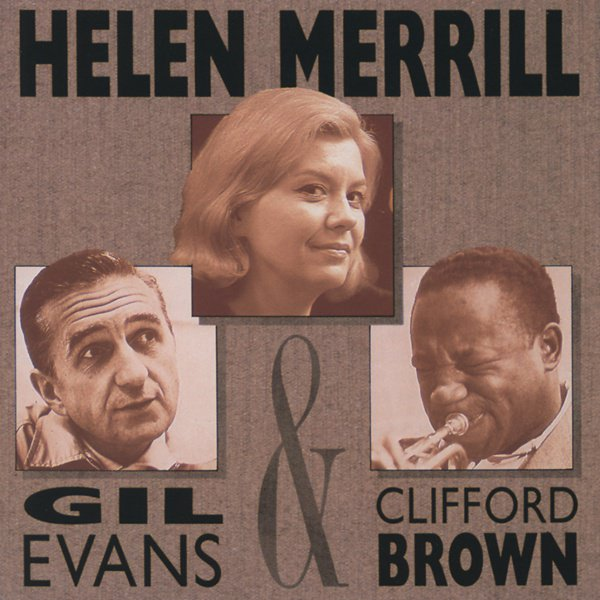 Helen Merrill With Clifford Brown album cover