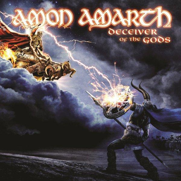 Deceiver of the Gods album cover