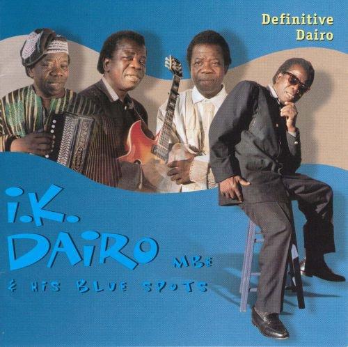 Definitive Dairo album cover