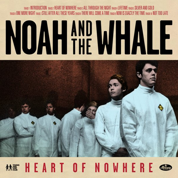 Heart of Nowhere album cover