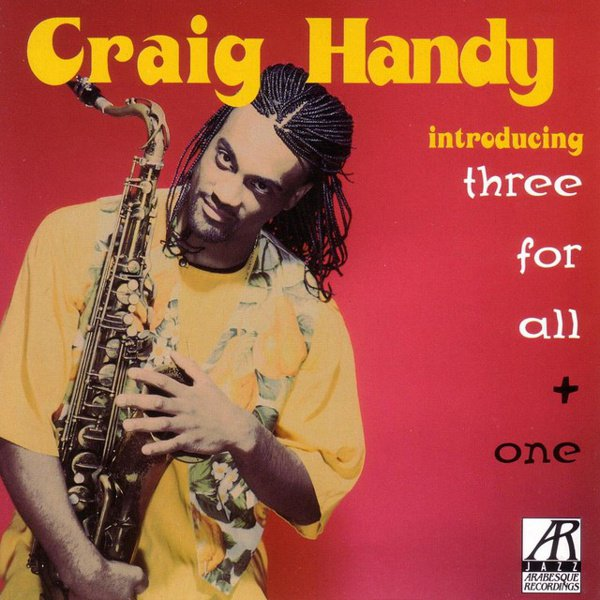 Introducing Three for All & One album cover