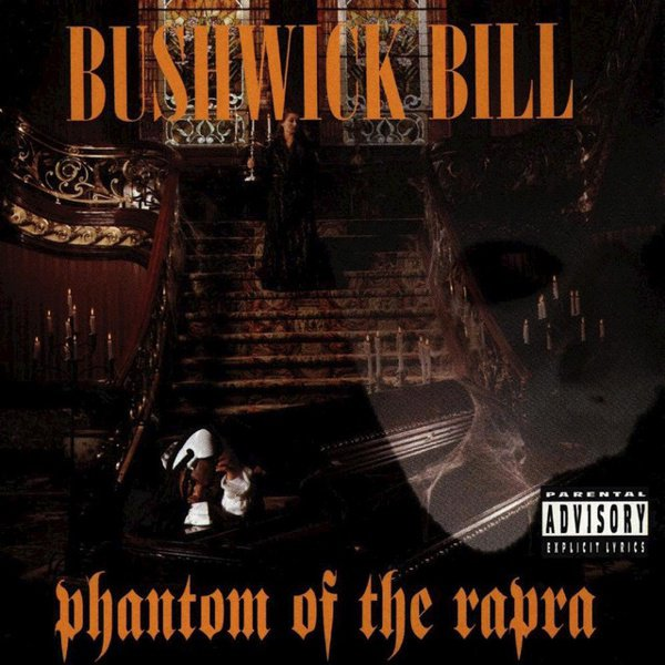 Phantom of the Rapra album cover