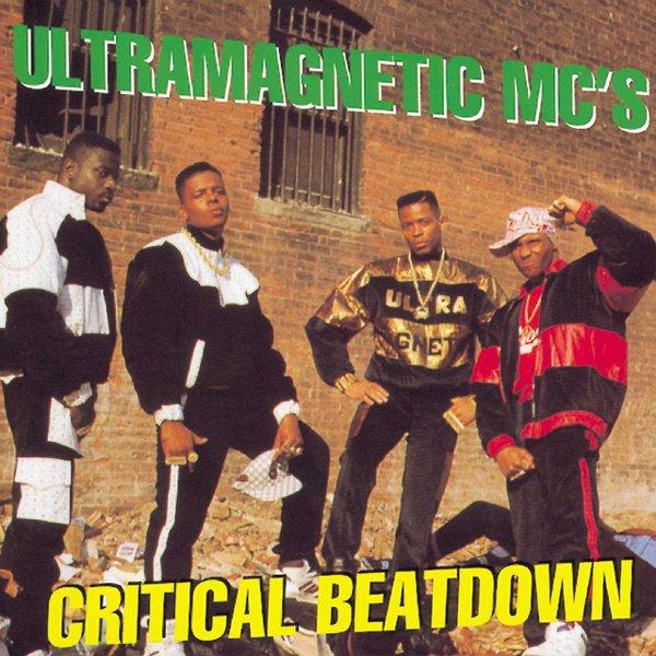 Critical Beatdown album cover