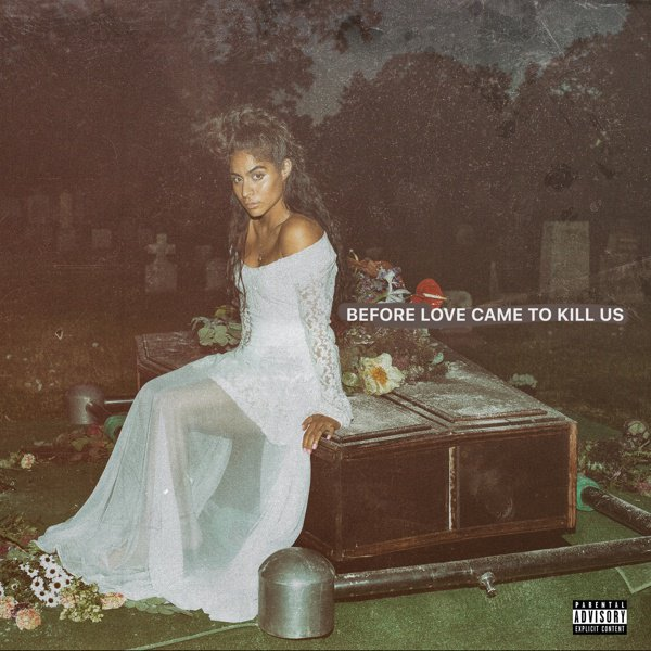 Before Love Came to Kill Us album cover