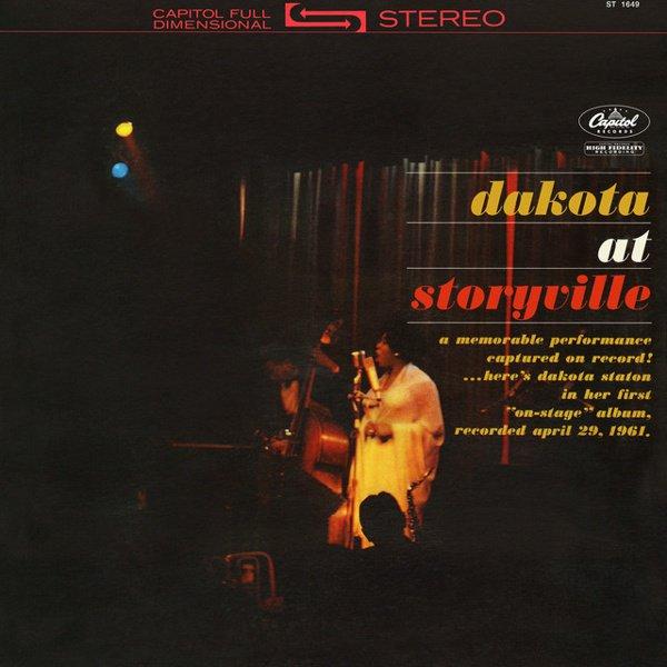 Dakota at Storyville album cover