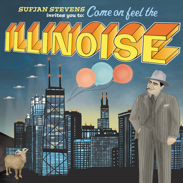 Illinois album cover