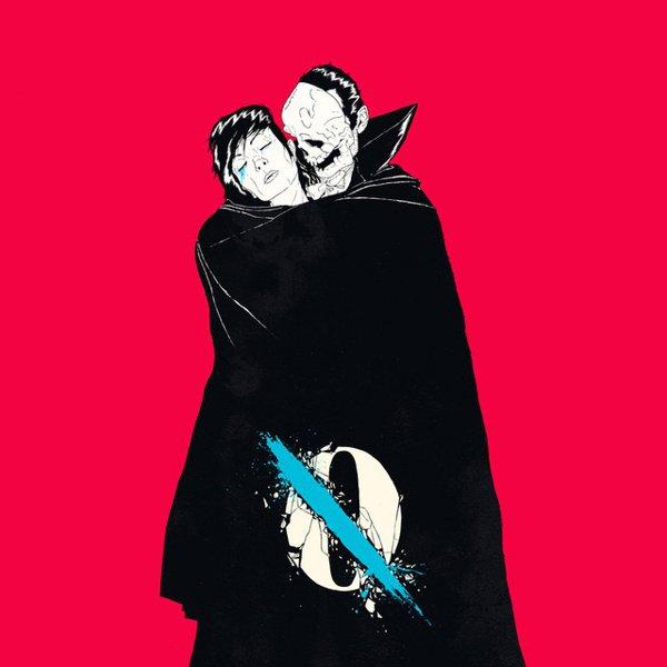 …Like Clockwork album cover
