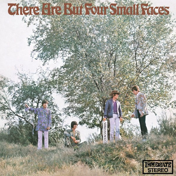 There Are But Four Small Faces album cover