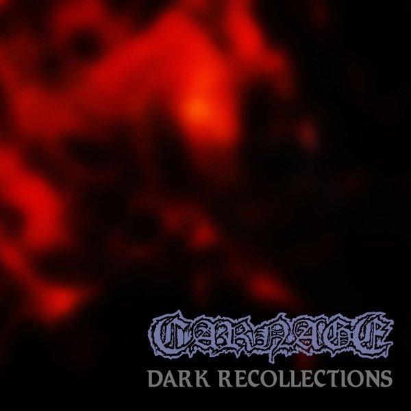 Dark Recollections album cover