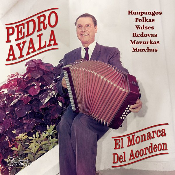 El Monarca del Acordeon album cover