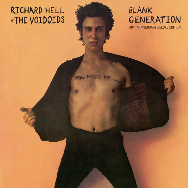 Blank Generation album cover