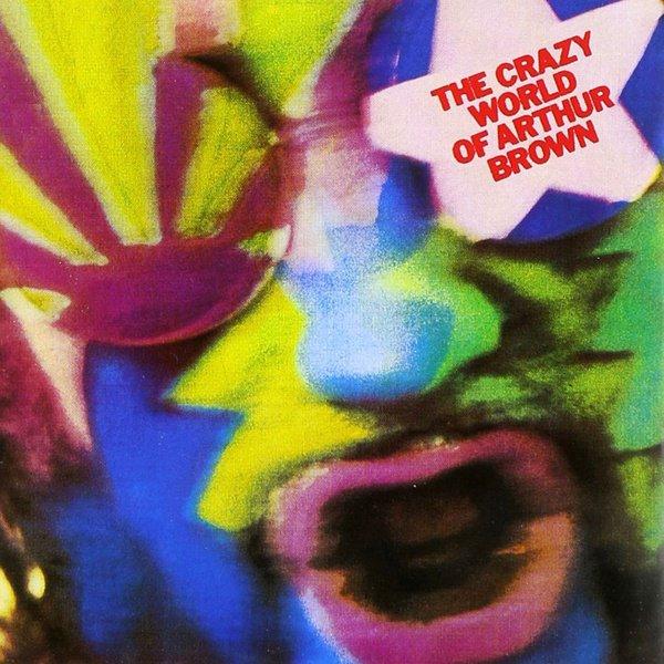 The Crazy World of Arthur Brown album cover