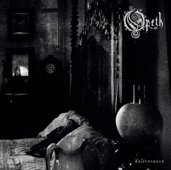 Deliverance album cover