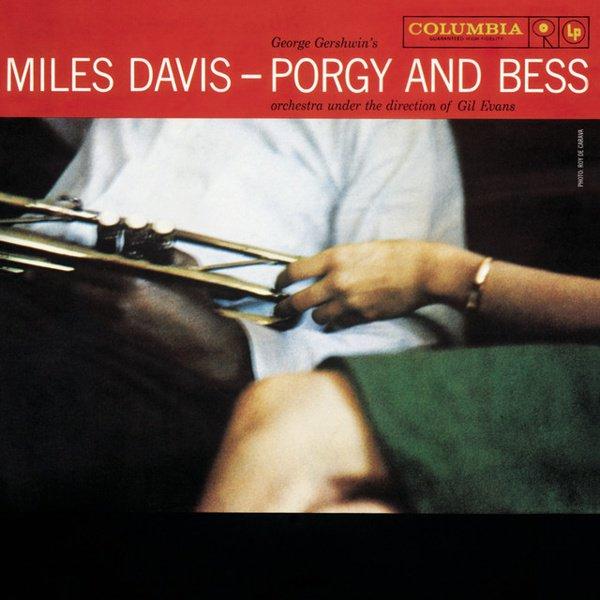 Porgy and Bess album cover