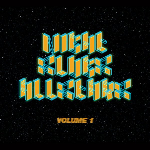 Night Slugs Allstars, Vol. 1 album cover