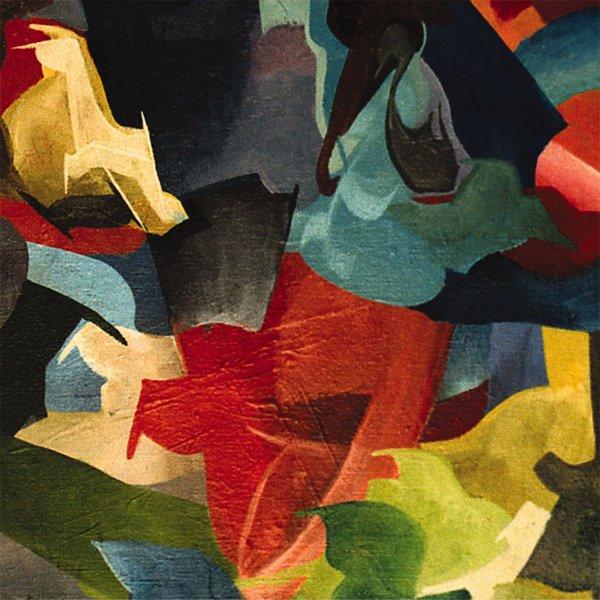 Black Foliage: Animation Music, Vol. 1 album cover