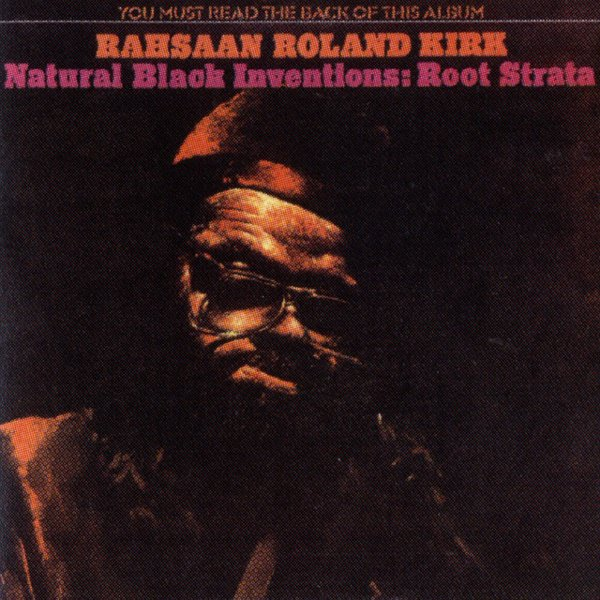 Natural Black Inventions: Root Strata album cover