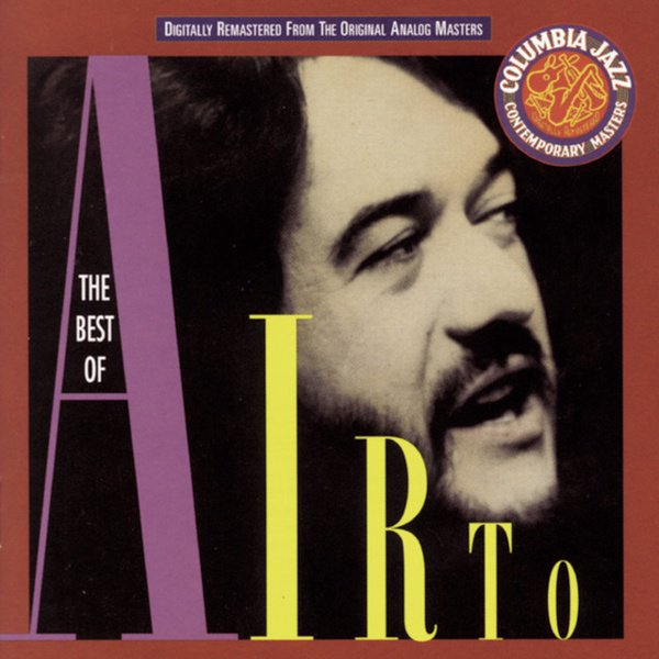 The Best of Airto album cover