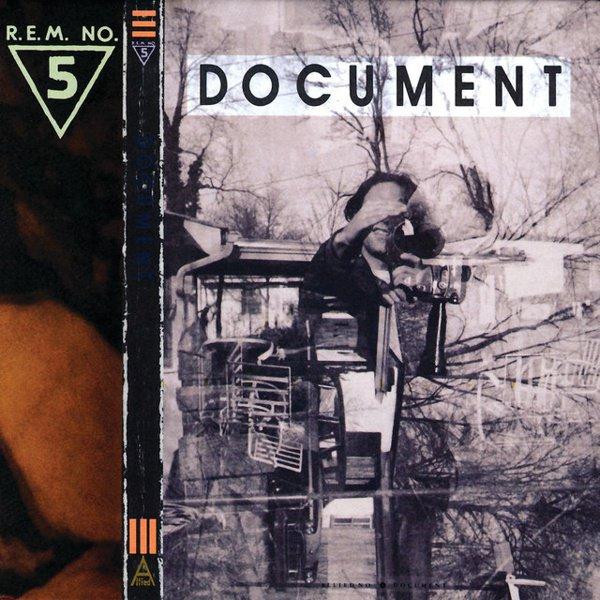 Document album cover