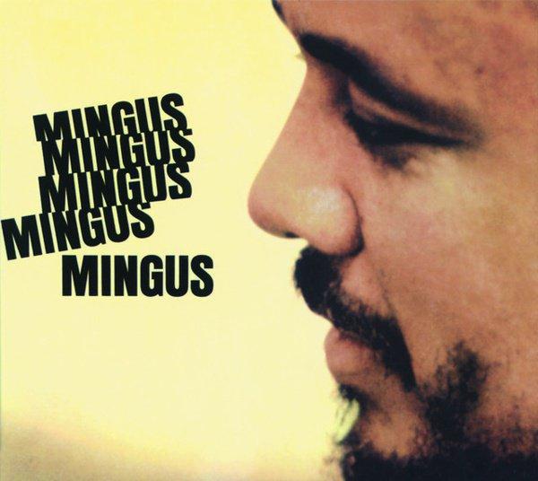 Mingus Mingus Mingus Mingus Mingus album cover