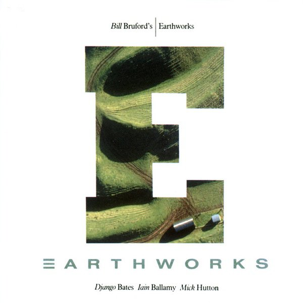 Earthworks album cover