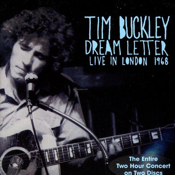 Dream Letter: Live in London 1968 album cover