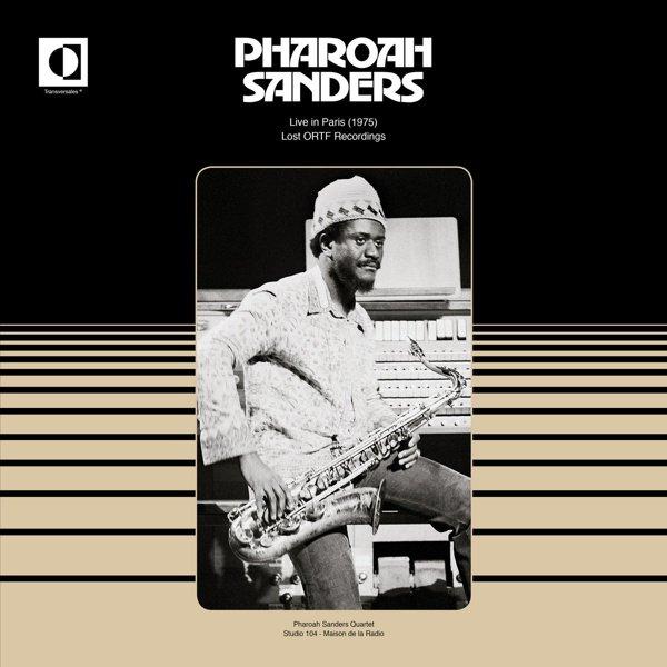 Live in Paris (1975) album cover