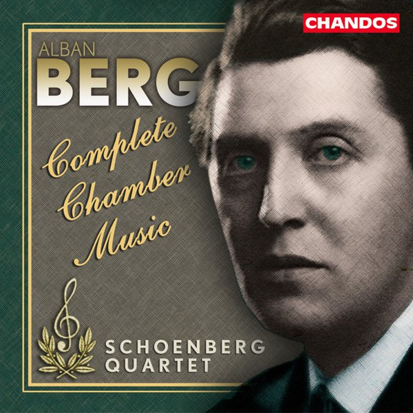 Berg: Complete Chamber Music album cover