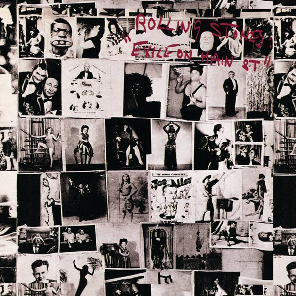 Exile on Main St. album cover